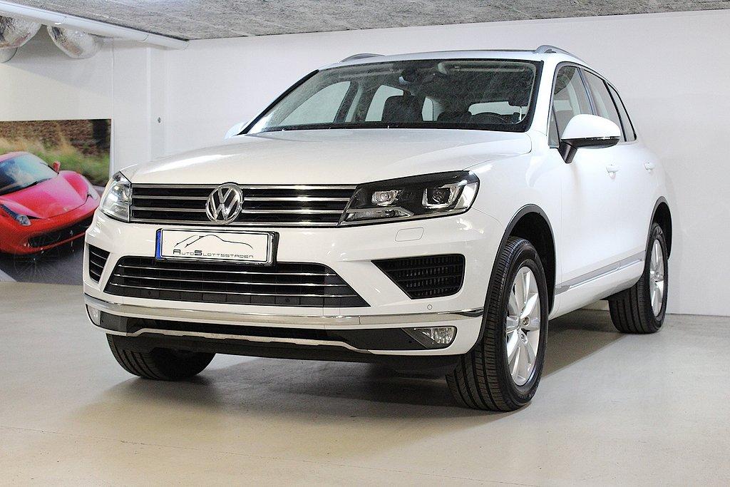 Volkswagen Touareg 3.0 TDI 4M Eu6 204hk / Panorama / Värmare