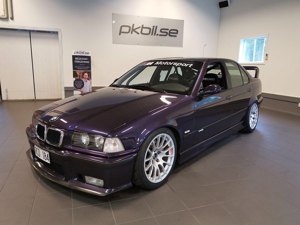BMW M3 E36/Gatreggad banbil