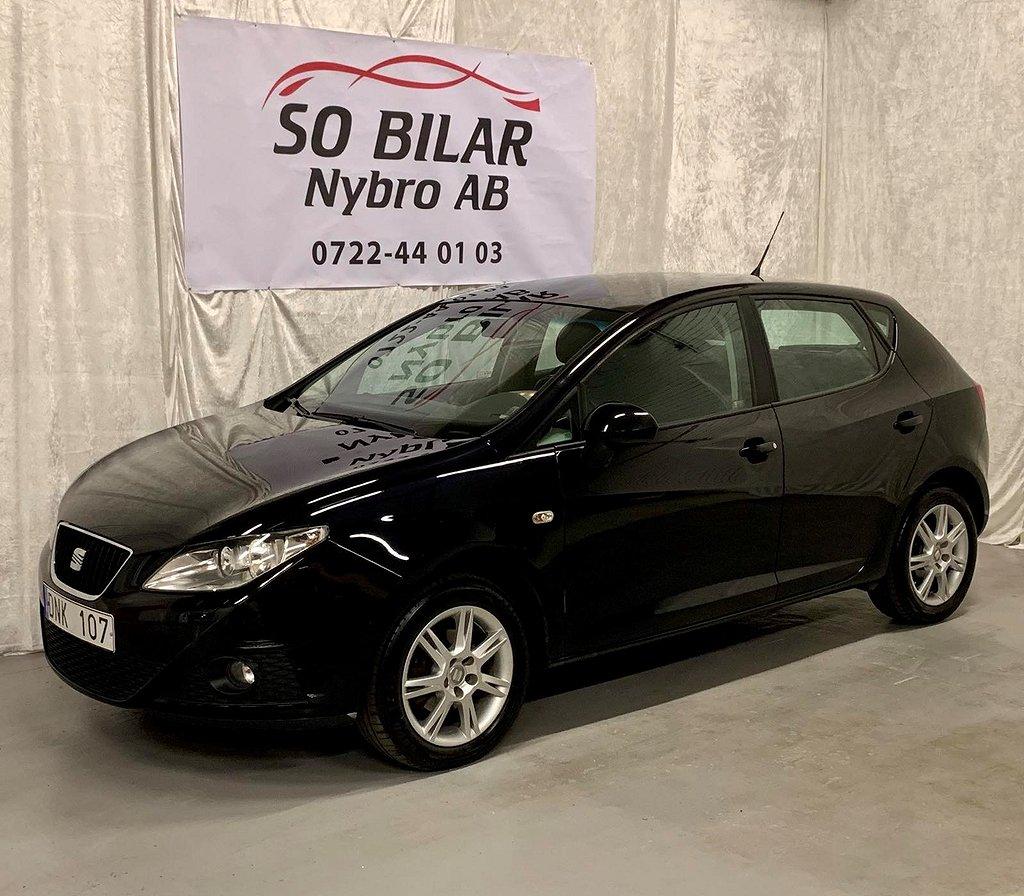Seat Ibiza 5-dörrar 1.4 86hk