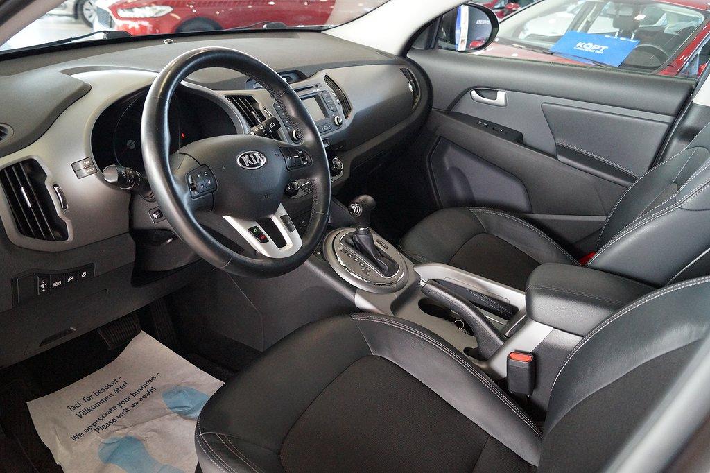 Kia Sportage 2.0 CRDi 184hk AWD Aut Business