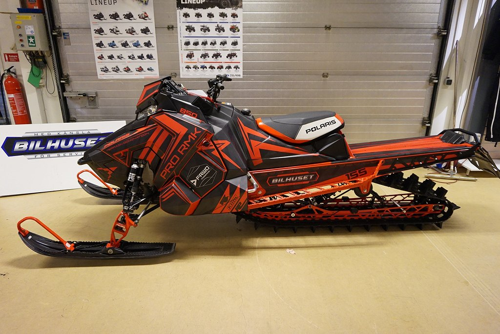 """Polaris 850 Pro RMK 155"""" -19"""
