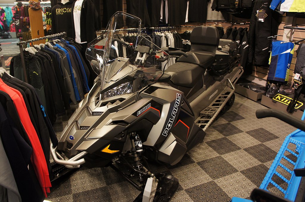 "Polaris Titan 800 Adventure 155"" Pidd"
