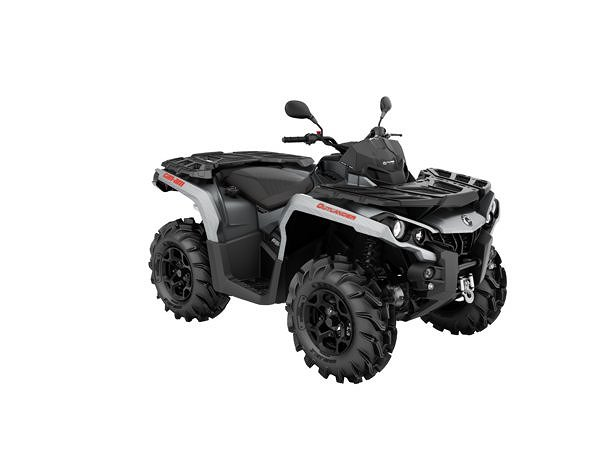 Can-Am Outlander 650 PRO T3 *Kampanj* -18