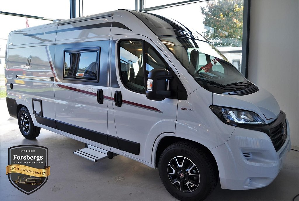 Rapido V 55 Van / Automatlåda / Skyview / ACC