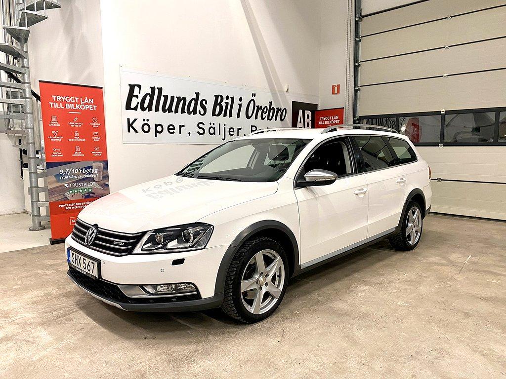 Volkswagen Passat Alltrack 2.0 TDI 4Motion Premium 177hk Drag