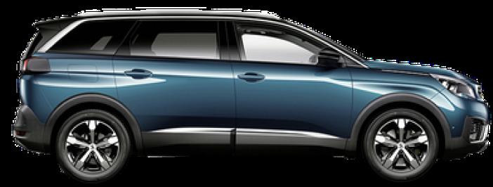 Modellbild av en Peugeot 5008 SUV