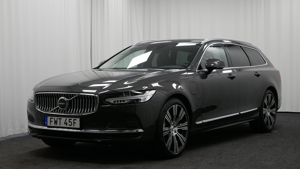 Volvo V90 T6 AWD Recharge Inscription Expression