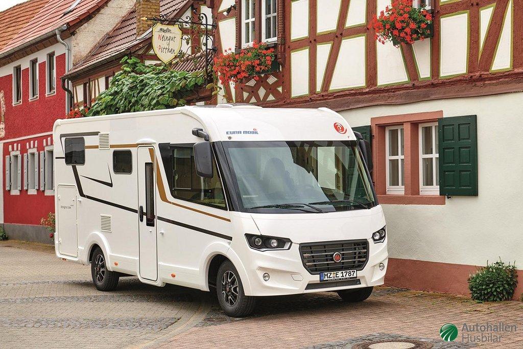 Eura Mobil Integra Line 650 HS