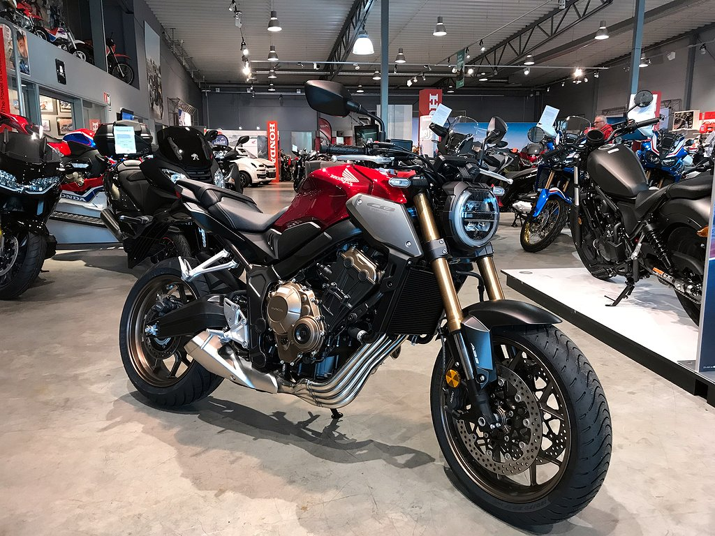 Honda CB650R *NYHET*