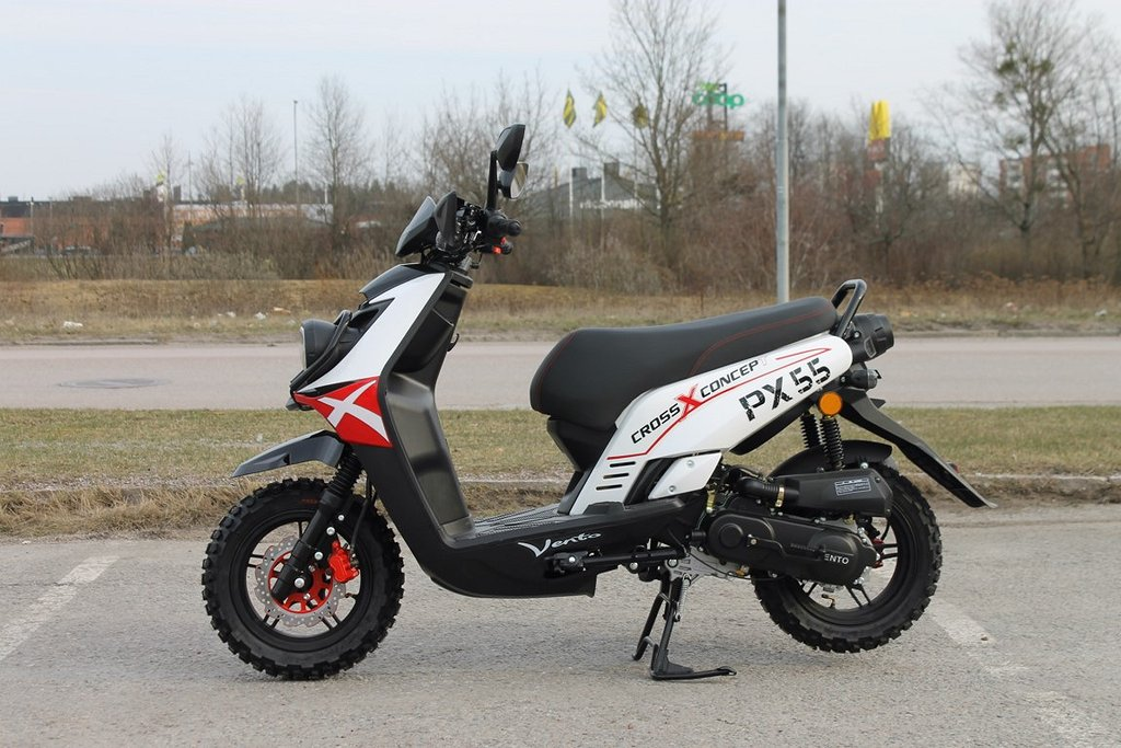 Vento PX-55 25 Moped / Scooter Euro4