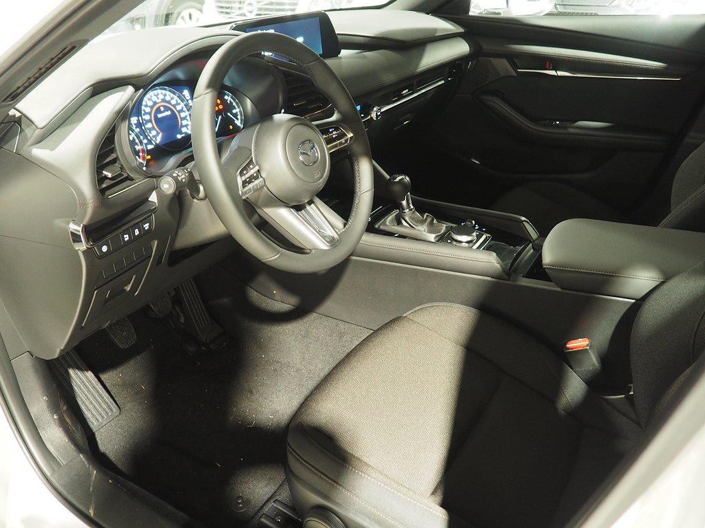 Mazda 3 SKY NY BIL Låga skatten Kampanjränta 1,99% 2019