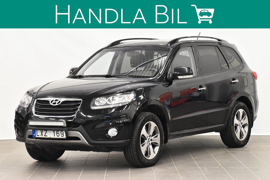 Hyundai Santa Fe 2.2 CRDi 4WD  Aut 7-sits Drag SoV