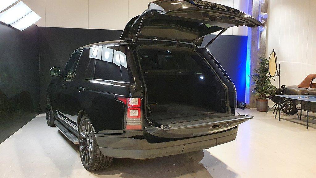 Land Rover Range Rover SDV8 Autobiography Black Pack