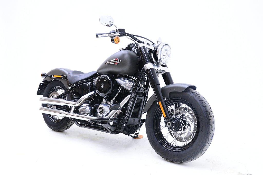 """Harley-Davidson Softail Slim  """"Fri hemleverans"""""""