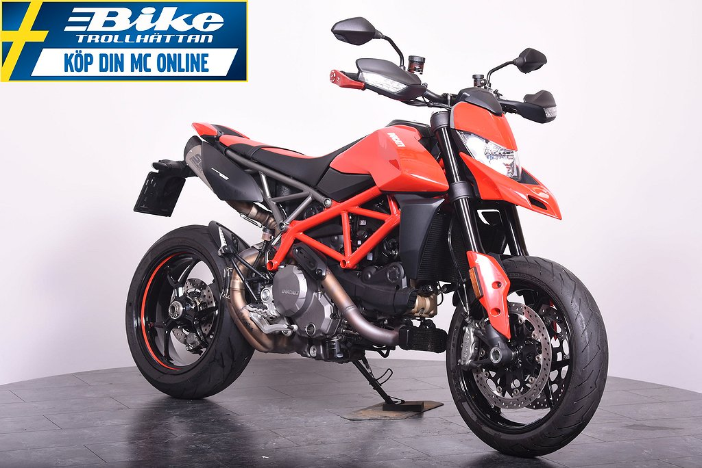 Ducati HYPERMOTARD 950, NYSERV, QS+ SC-project!