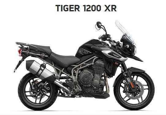 Triumph TIGER 1200 XR *1 569kr/mån*