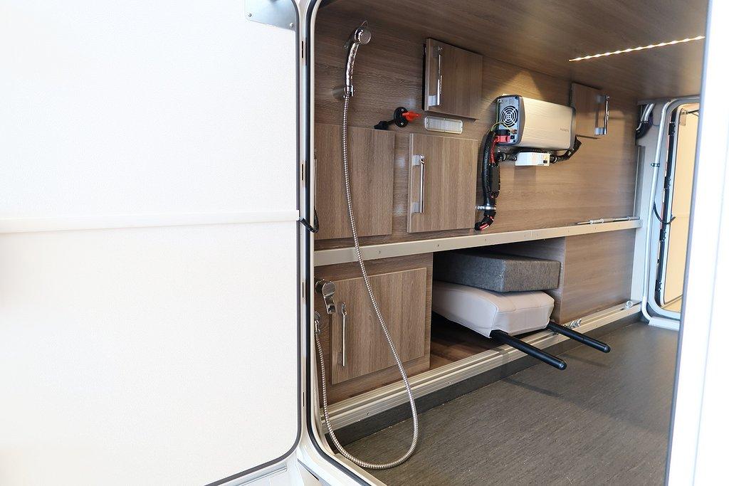 Husbil-integrerad Kabe TMI 910 Imperial QB 10 av 39