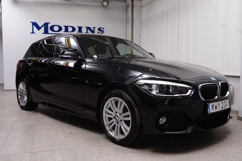 BMW 120 d X-drive Aut M-Sport (Drag)