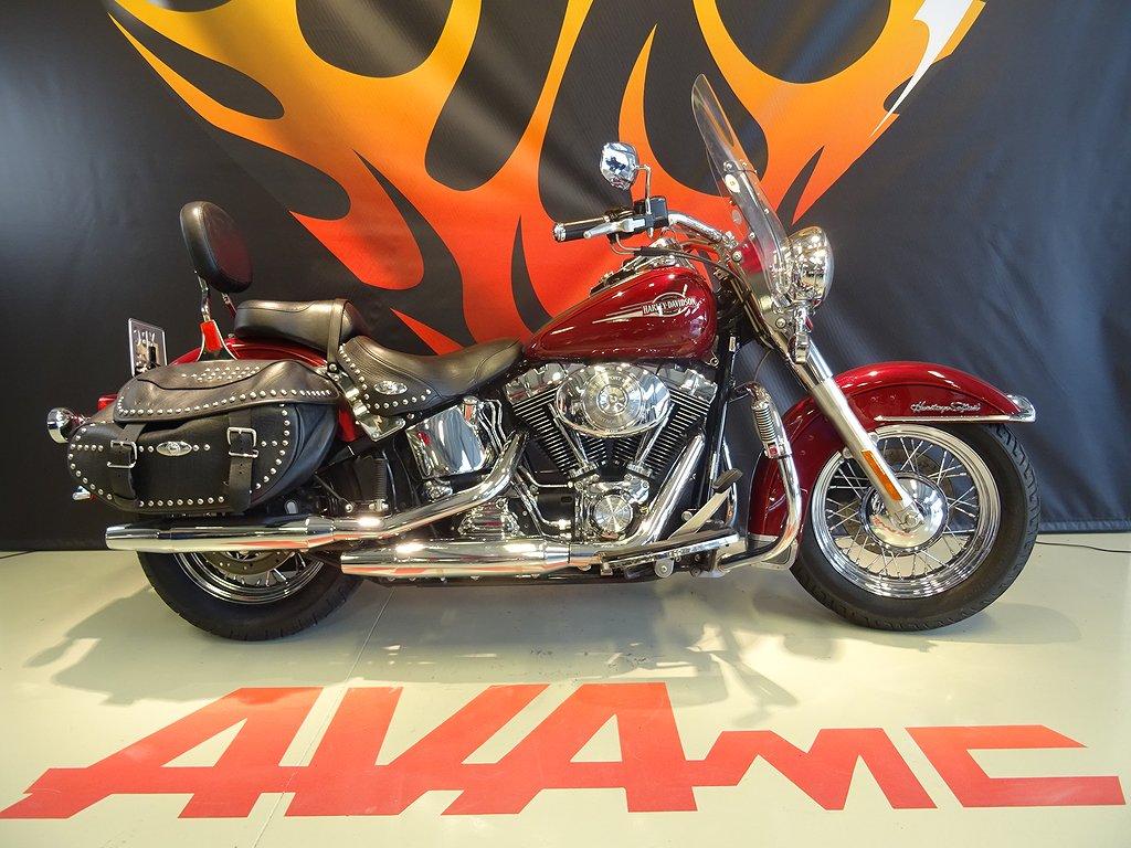 Harley-Davidson Softail Heritage Classic - FLSTC