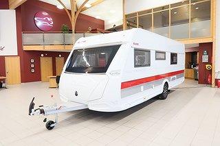 Husvagn, 1-axl Kabe Safir 600 TDL KS E2