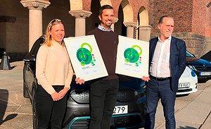 Kia e-Niro är Miljöbästa bil 2019