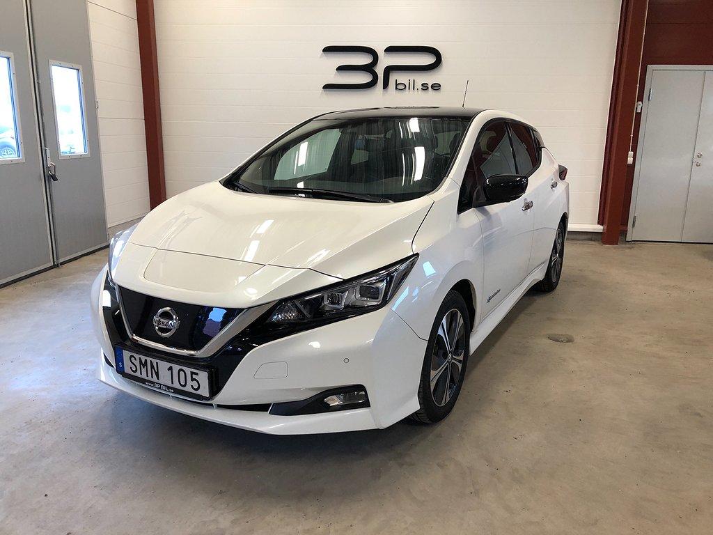 Nissan Leaf 40 kWh 149hk Elbil /2490mil/