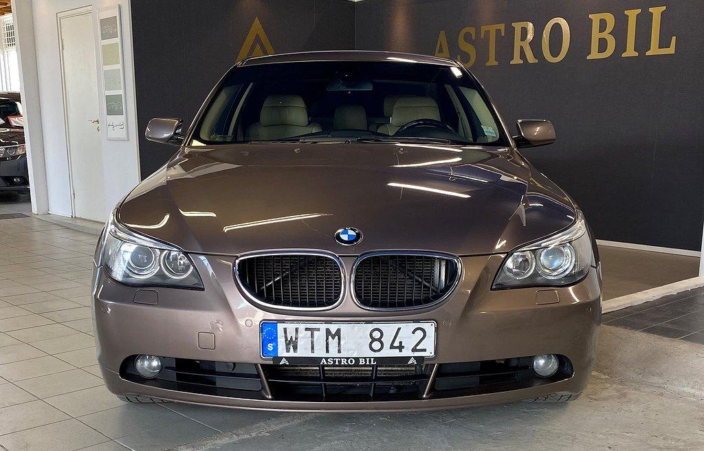 BMW 525 i Sedan Automat 218hk