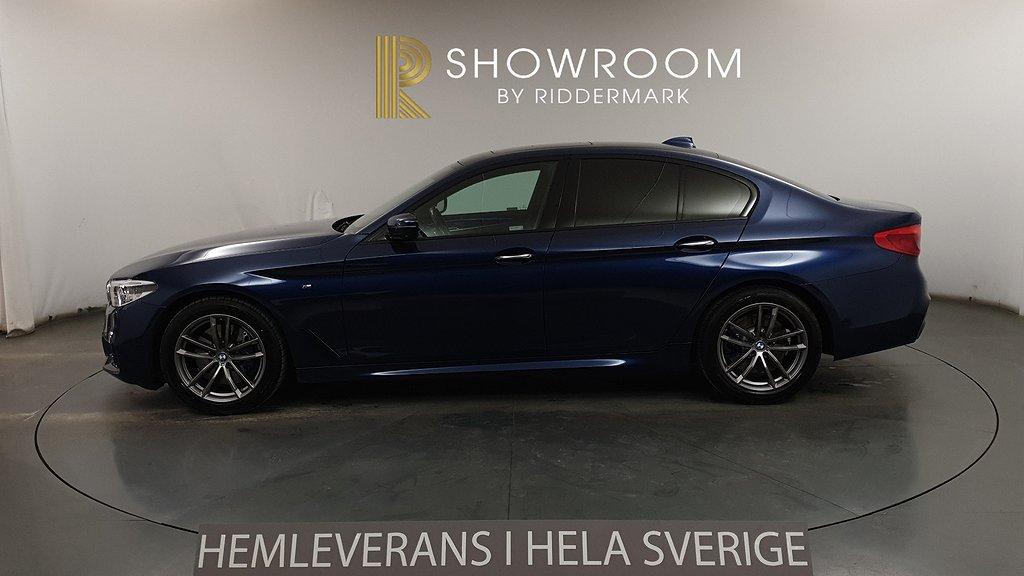 BMW 530d xDrive Sedan, G30 (265hk)
