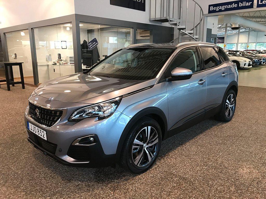 Peugeot 3008 ACTIVE 1.2 PureTech Euro 6 130hk