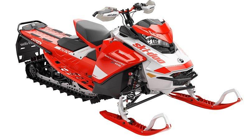 "Ski-doo Backcountry XRS 154"" 850 E-TEC ES -20"