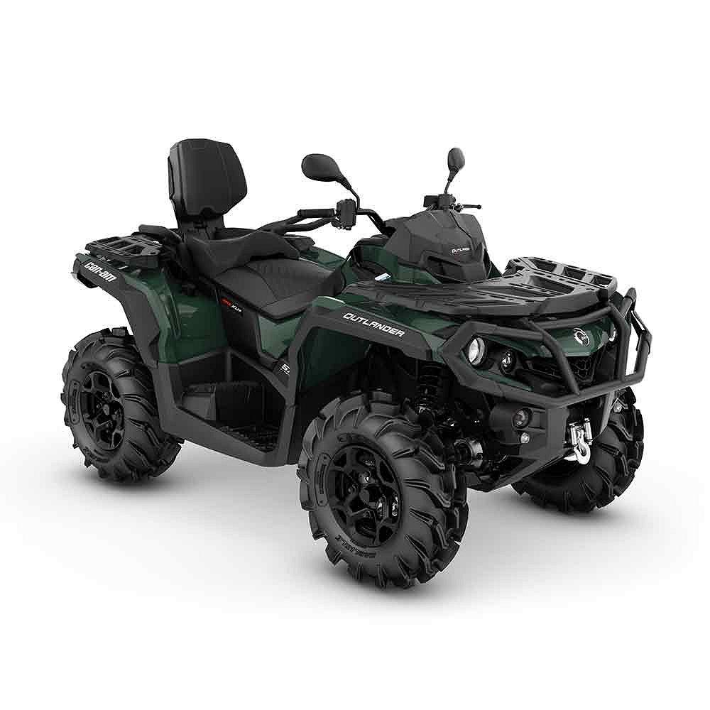 Can-Am Outlander MAX 570 XU+ (Traktor B) 2021