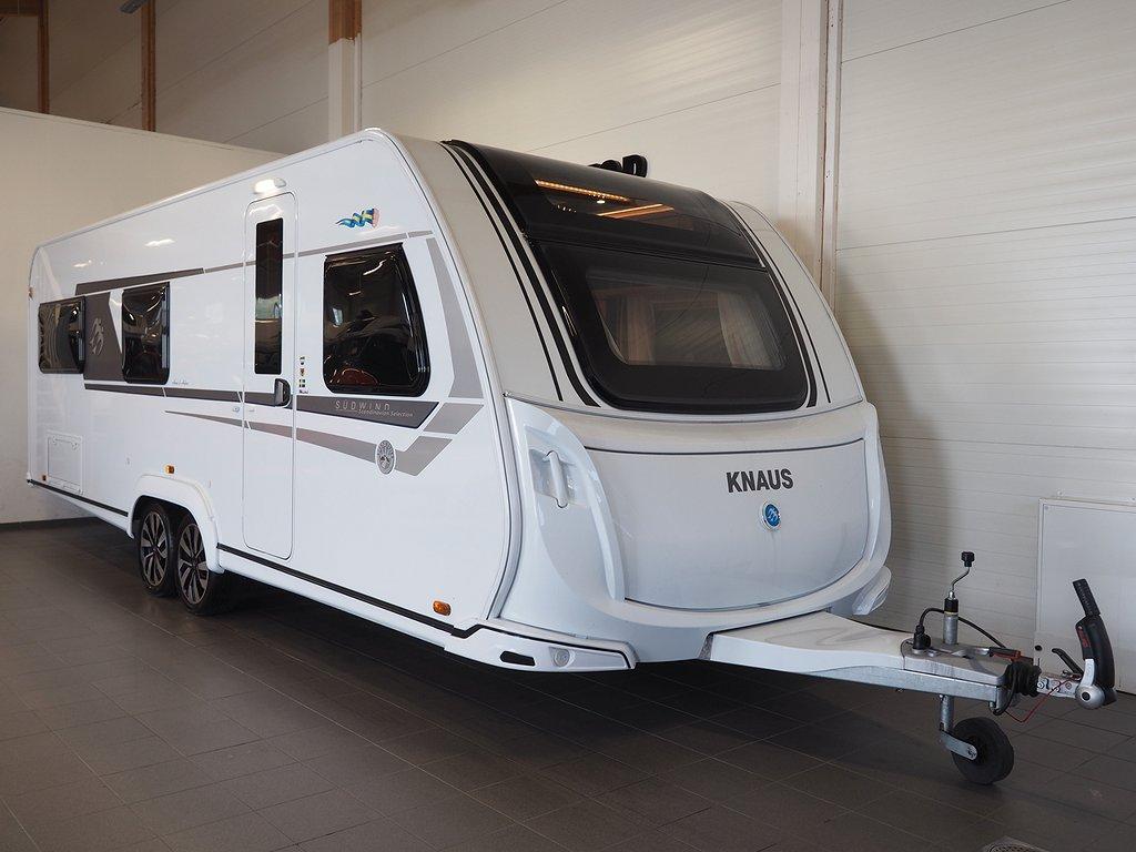 Knaus Südwind 650 UDF Scandinavian Selection, Förtält 2021