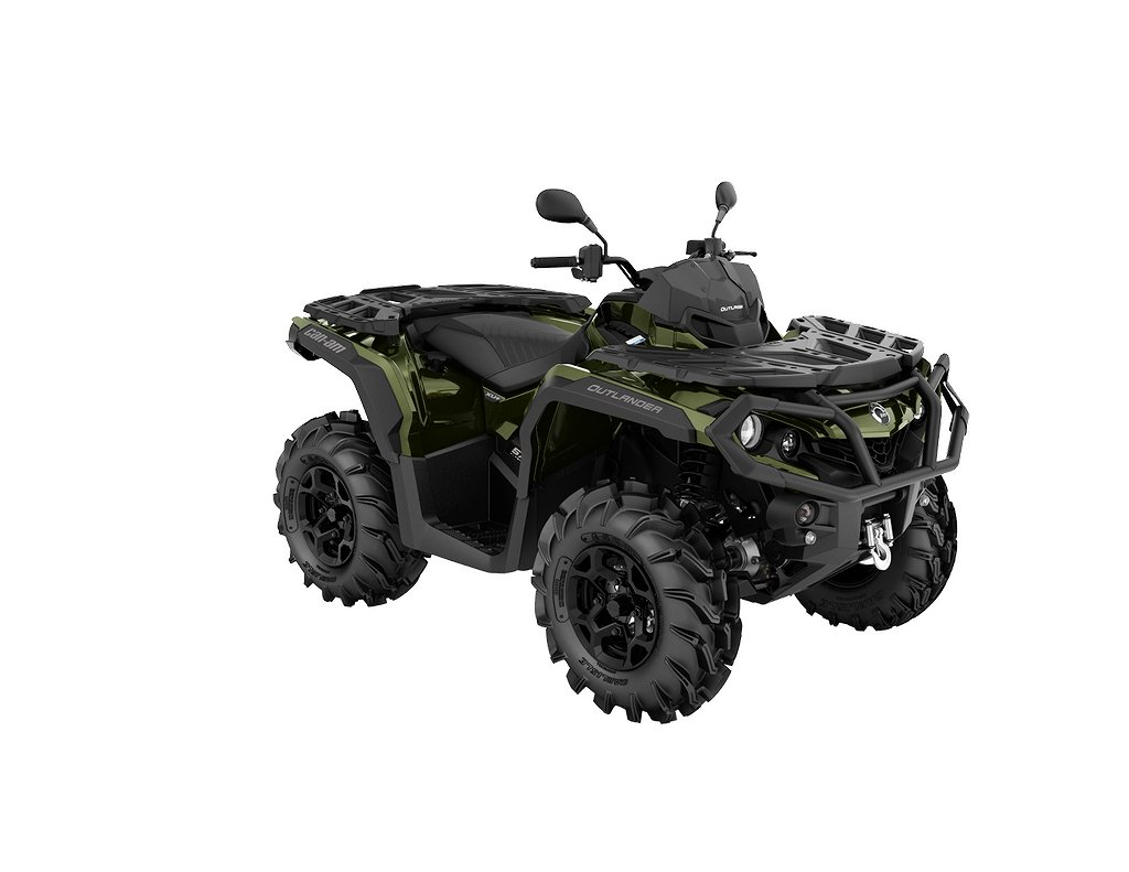 Can-Am Outlander 650 XU + T3B