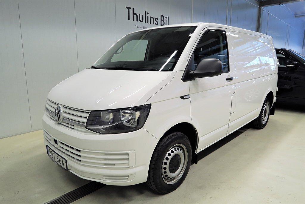 Volkswagen Transporter 2,0 TDI / Webasto / En ägare