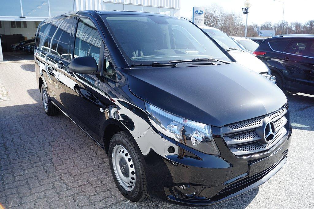 Mercedes-Benz Vito 116 / Automat / Dragkrok / 299.000:- + moms