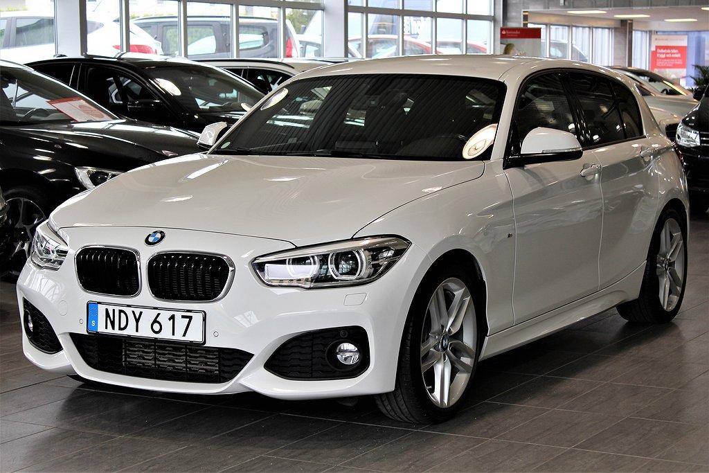 BMW 125 i M Sport 218hk GPS Drag H/K Euro 6