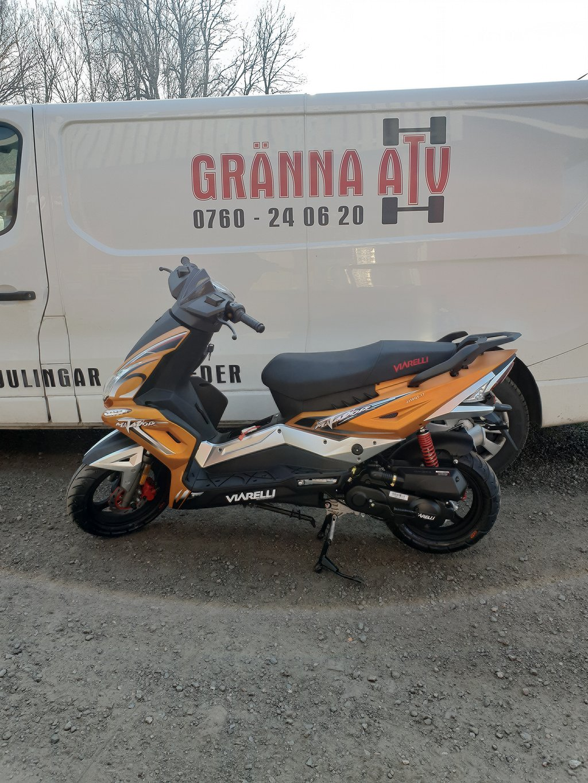 Viarelli Matador OMG LEV/ Gränna ATV