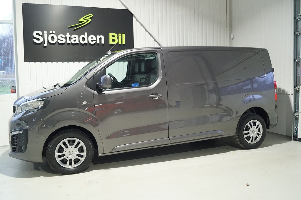 Peugeot Expert PRO L2H1 HDi Aut Skåp Drag