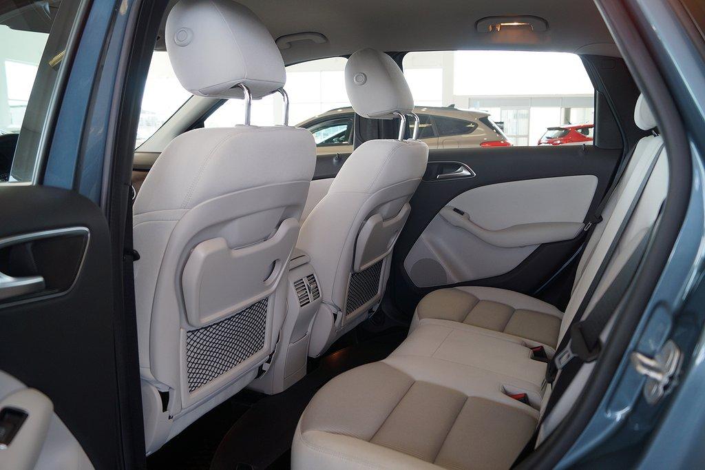 Mercedes-Benz B 200 CDI 136hk