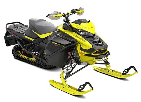 Ski-doo Renegade XRS 900 Ace Turbo (180hk)