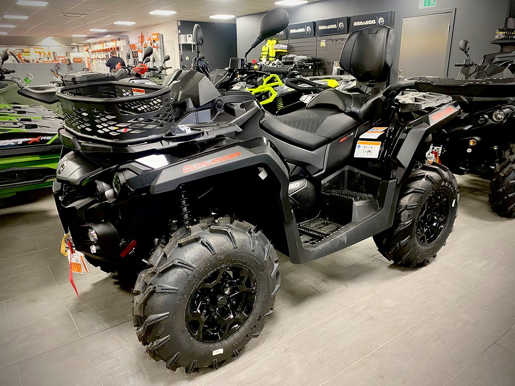 Can-Am Outlander 650 Max Pro+