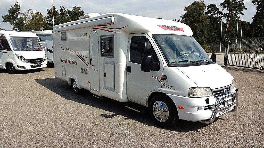 Kabe Travelmaster 740. 2,8 JTD, ALDE-Värme, Låg skatt.