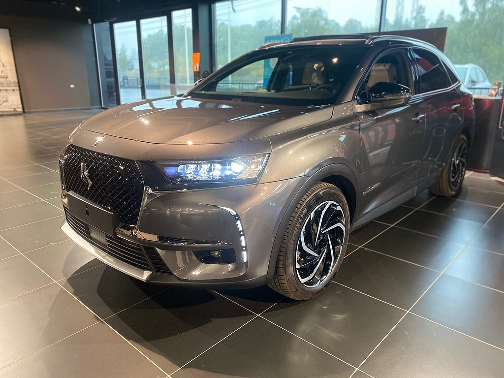 DS 7 Crossback DS7 E-TENSE PLUG IN HYBRID 300HK AWD
