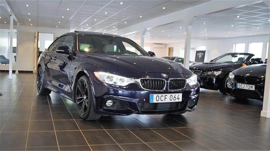 BMW 440 i xDrive Gran Coupé Steptronic M Sport 326hk