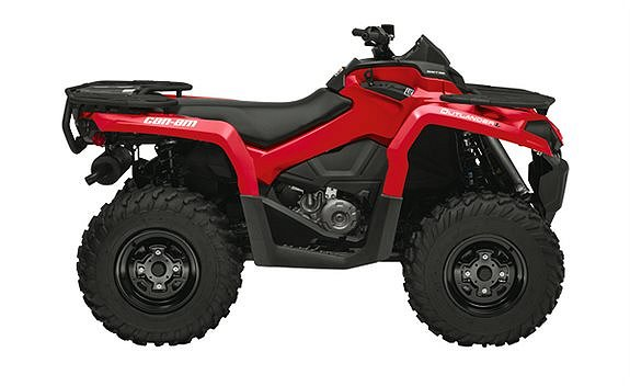 Can-Am Outlander 450 -18