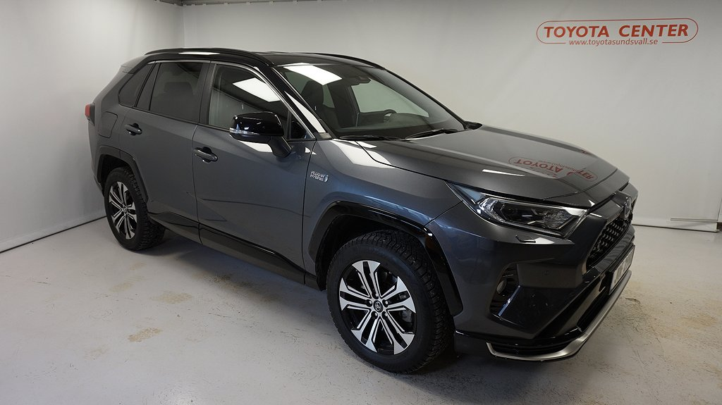Toyota RAV4 Plug-in Hybrid Style, premium- infotainmentpkt