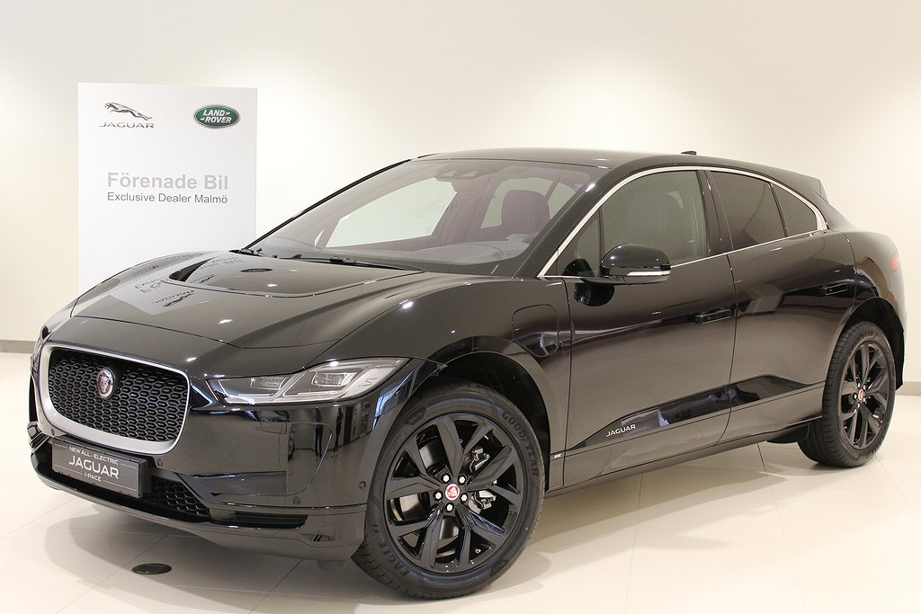 Jaguar I-Pace SE / EV400 AWD /