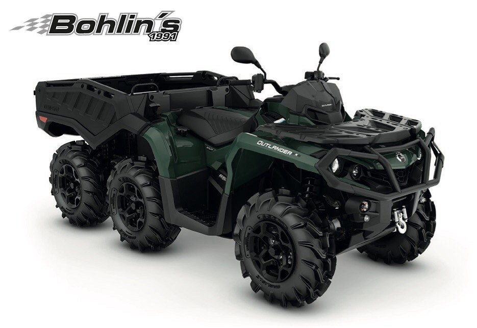 Can-Am Outlander 6x6 650 XU+ T3B -21