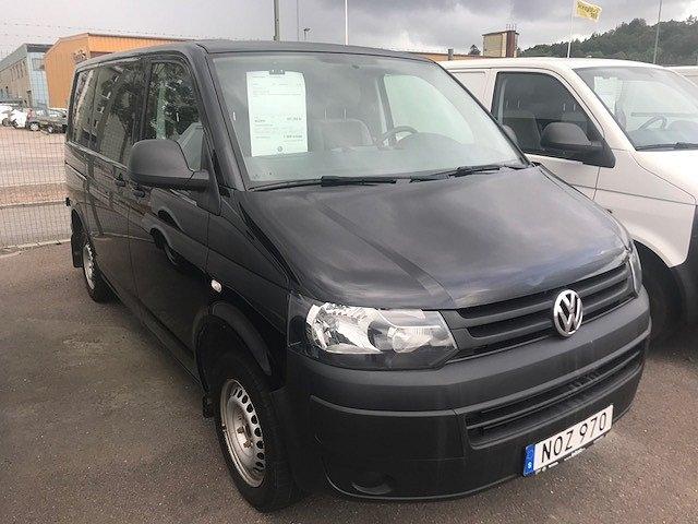 Volkswagen T5 Transporter Skåp