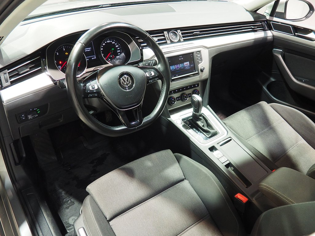 Volkswagen Passat 2.0 TDI 150hk Aut Executive Drag Navi 2017